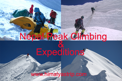 Peak Climbing & Expeditions