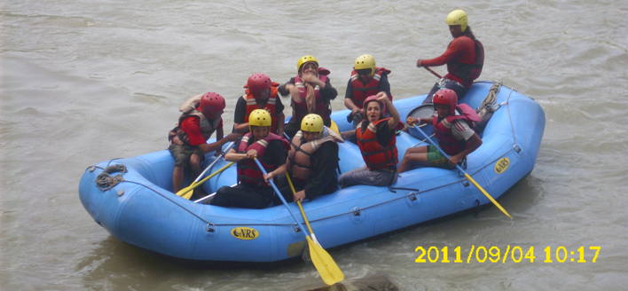 Trishuli River Rafting Day Trips